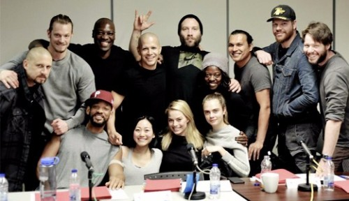 Suicide Squad first cast picture