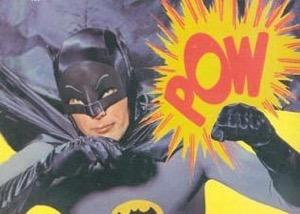 batman pow