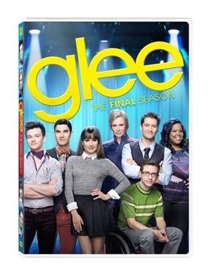 glee season 6 dvd cover