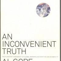an inconvenient truth book al gore