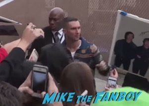 Adam Levine Sugar Bombed Jimmy Kimmel live 2015 1