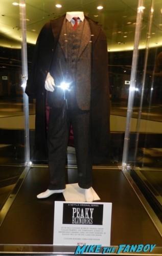 netflix prop and costume display