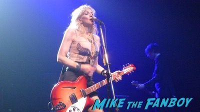 Courtney Love 2015 Los Angeles Concert Photo Gallery hole 13