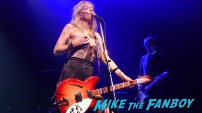 Courtney Love 2015 Los Angeles Concert Photo Gallery hole 14
