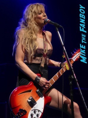 Courtney Love 2015 Los Angeles Concert Photo Gallery hole 16