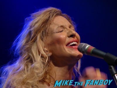 Courtney Love 2015 Los Angeles Concert Photo Gallery hole 18