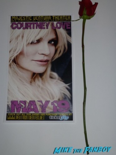 Courtney Love 2015 Los Angeles Concert Photo Gallery hole 22