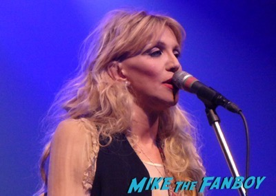 Courtney Love 2015 Los Angeles Concert Photo Gallery hole 6