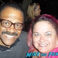 ted lange Love Boat cast now 2015 fan photo 2