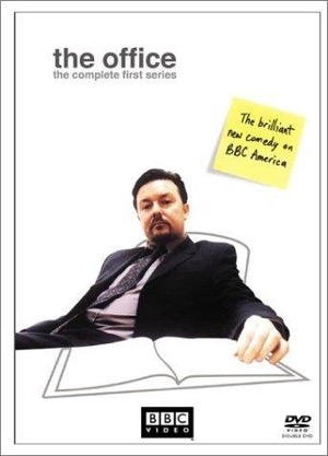 the office bbc ricky gervais poster