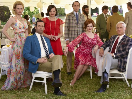 Mad Men series finale (2)