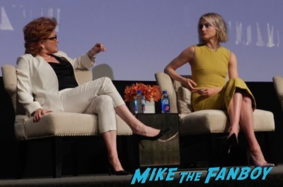 Orange Is The New Black FYC Panel taylor schilling kate mulgrew 1