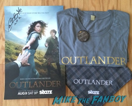 Outlander swag pack 4