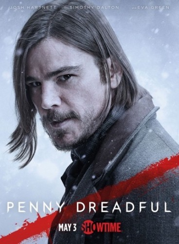 Penny Dreadful book giveaway 3