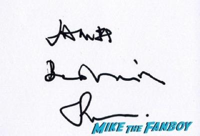 John Madden Second Best Exotic Marigold Hotel – World Premiere signing autographs13