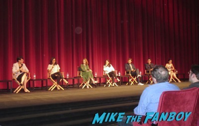 The Affair Q and A FYC Dominc West no show 1