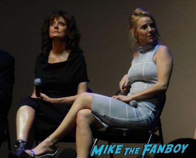 The Secret Life of Marilyn Monroe q and a susan sarandon 1