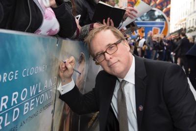 "The European premiere of Disney's ""Tomorrowland: A World Beyond"""