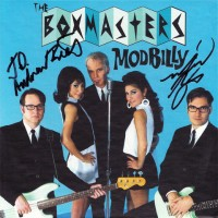 boxmasters signed cd