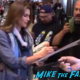 cindy crawford signing autographs LAX 1