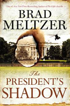 brad meltzer president's shadow1