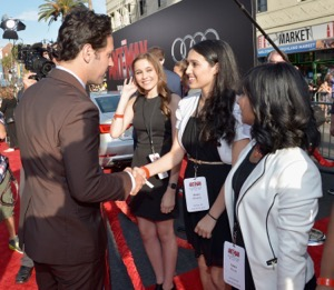 """The World Premiere Of Marvel's """"Ant-Man"""" - Red Carpet"""