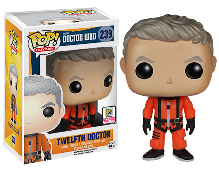 Pop! Television: Doctor Who - Twelfth Doctor (Spacesuit)
