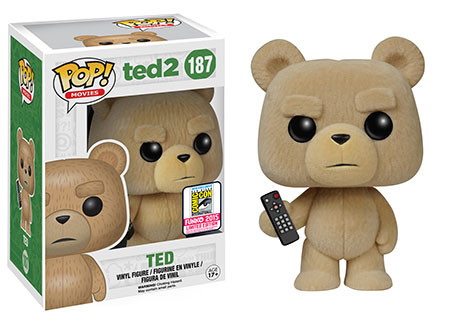 Pop! Movies: Ted 2 - Flocked Ted