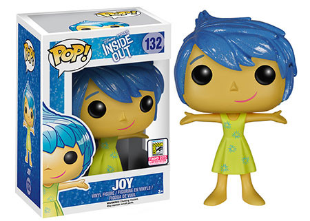 Pop! Disney/Pixar: Inside Out - Sparkle Hair Joy
