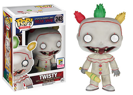 Pop! TV: American Horror Story: Freak Show - Twisty Unmasked
