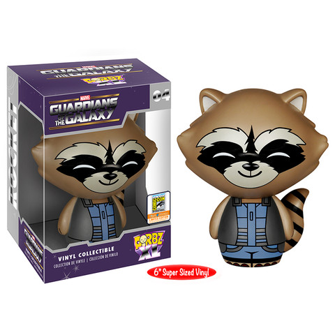 "Dorbz XL: Guardians of the Galaxy - 6"" Rocket"