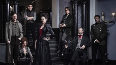 penny dreadful season 2 cast