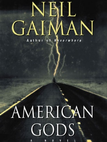 American Gods book