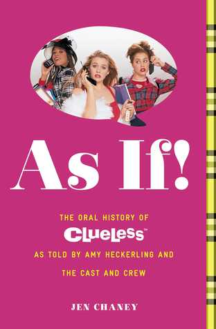 As If Clueless book