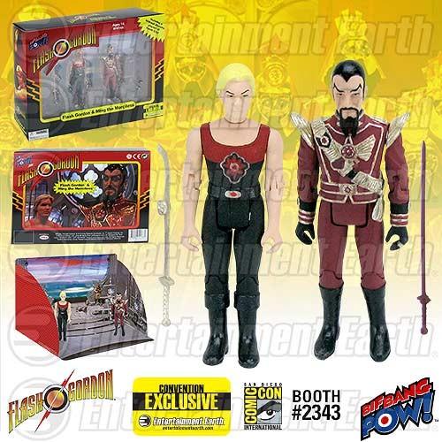 flash gordon sdcc exclusive flash gordon sdcc exclusive