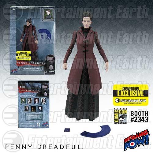 Penny Dreadful Vanessa SDCC exclusive 2015