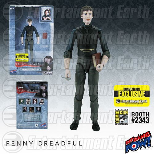 Penny Dreadful Frankenstein 6-Inch Action Figure - Convention Exclusive