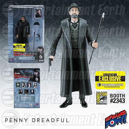 Penny Dreadful Sir Malcolm 6-Inch Action Figure