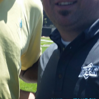 Dennis Haysbert photo flop LAPD golf tournament 1