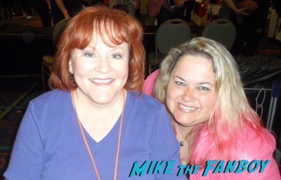 Edie McClurg fan photo now 2015