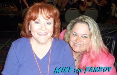 Edie McClurg fan photo now 2015