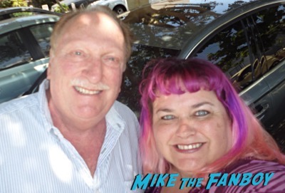 Jeffrey Jones now 2015 fan photo