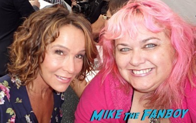 Jennifer Grey fan photo now 2015