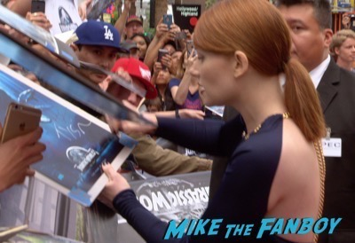 Jurassic World premiere chris pratt bryce dallas howard 10