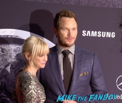 Jurassic World premiere chris pratt bryce dallas howard 13
