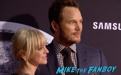 Jurassic World premiere chris pratt bryce dallas howard 17