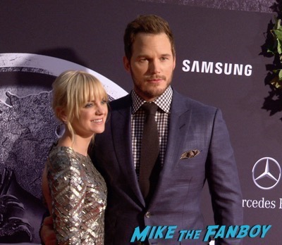 Jurassic World premiere chris pratt bryce dallas howard 22