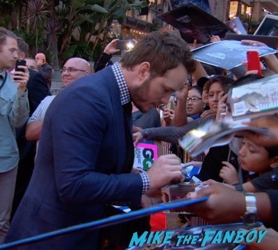 Jurassic World premiere chris pratt bryce dallas howard 5