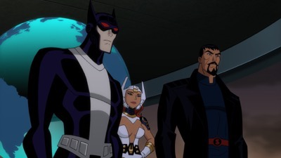 Justice League-Gods and Monsters