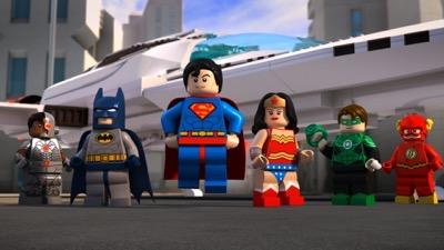 LEGO DC Comics Super Heroes-Attackof the Legion of Doom